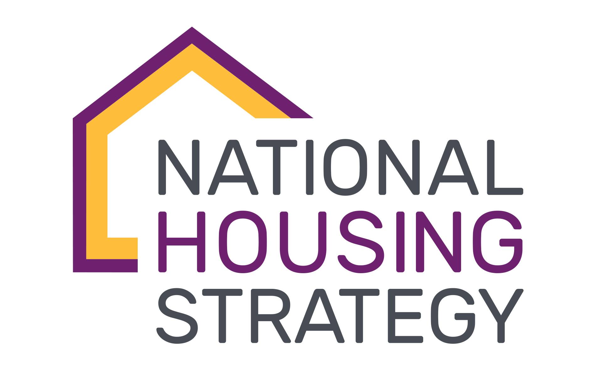 National Housing Strategy logo new home buyer